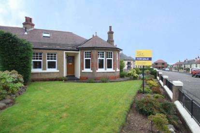 3 Bedrooms Semi Detached House for sale in Wolfe Road, Falkirk