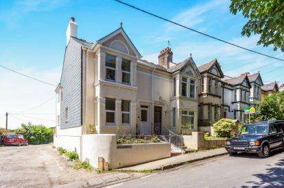 3 Bedrooms End Of Terrace House for sale in Calstock, Cornwall, 6 Rose Hill Terrace