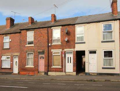 2 Bedrooms Terraced House for sale in Lancing Road, Sheffield, South Yorkshire