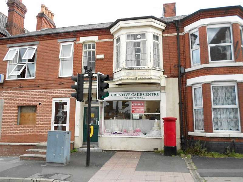 1 Bedroom Property for sale in Edleston Road, Crewe, Cheshire