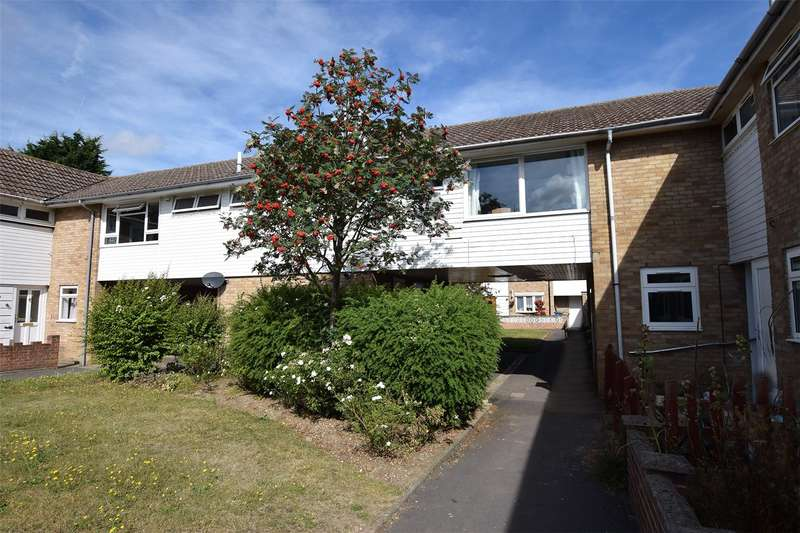 2 Bedrooms Maisonette Flat for sale in Vandyke, Bracknell, Berkshire, RG12