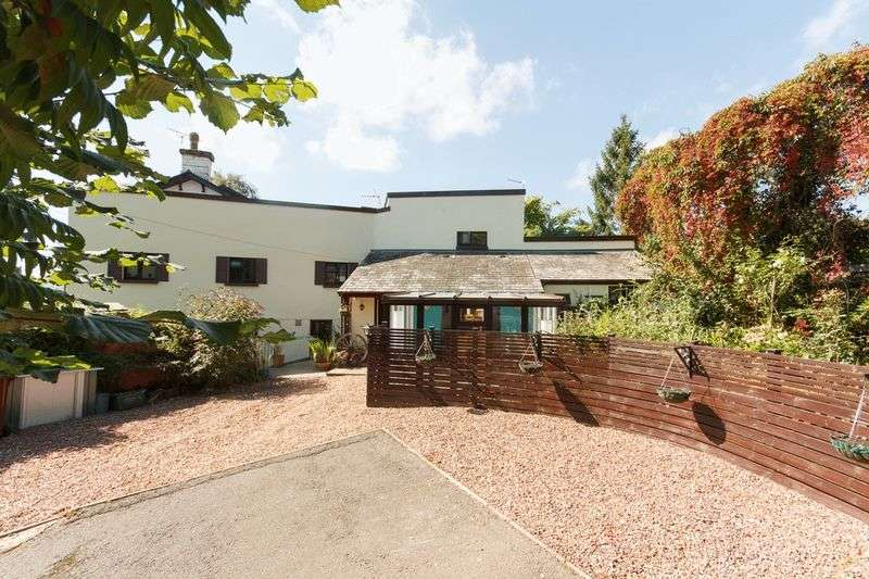 5 Bedrooms Detached House for sale in Old Tiverton Road, Crediton