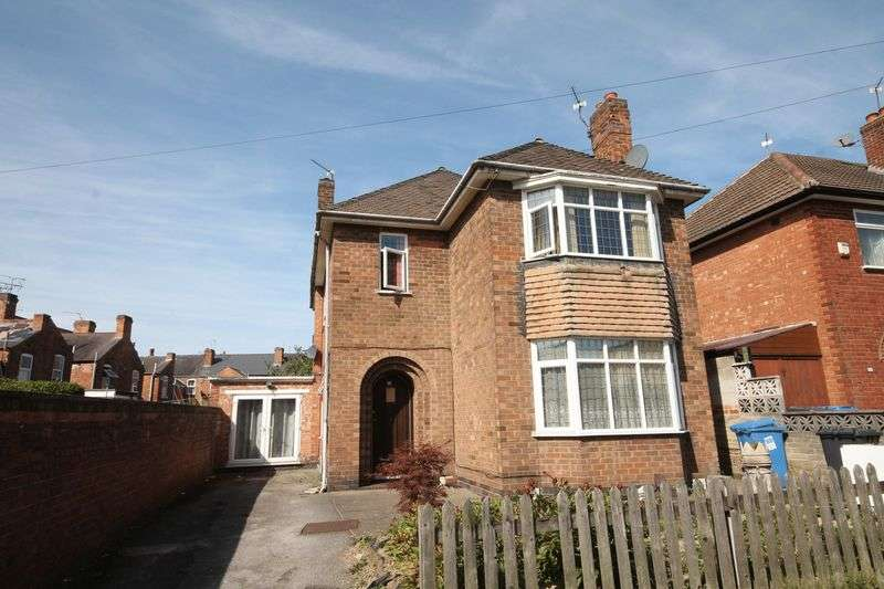 4 Bedrooms Detached House for sale in VINCENT STREET, DERBY