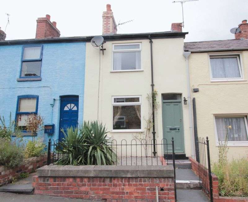 2 Bedrooms Terraced House for sale in Beaconshill, Denbigh