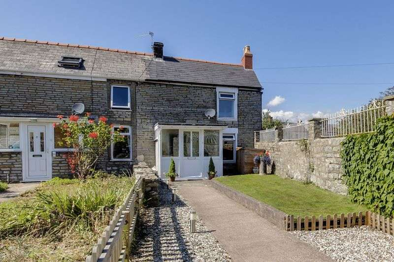 2 Bedrooms Semi Detached House for sale in Somerton Road, Newport