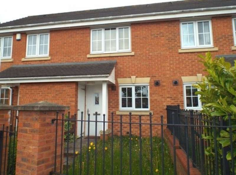 2 Bedrooms Terraced House for sale in Purcell Road, Bushbury, Wolverhampton