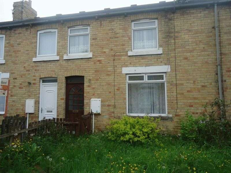 2 Bedrooms Flat for sale in Portia Street, Ashington