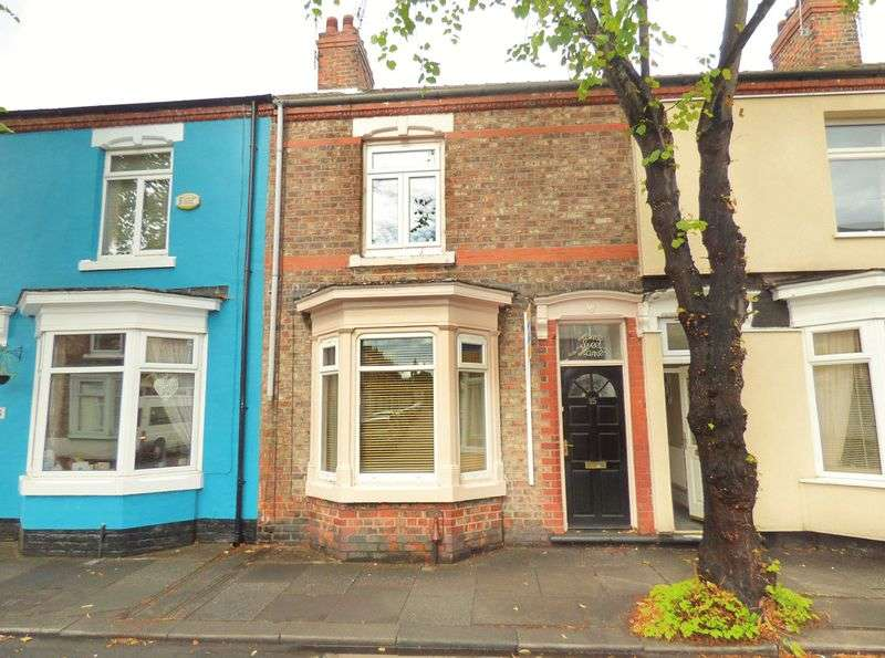 2 Bedrooms House for sale in Buckingham Road, Stockton-On-Tees