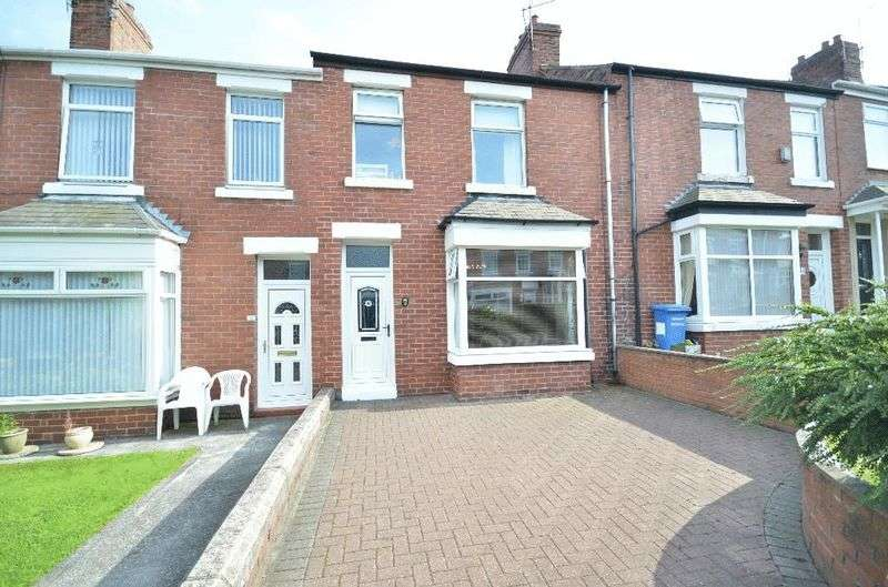 3 Bedrooms Terraced House for sale in Benevente Street, Seaham