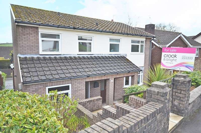 4 Bedrooms Detached House for sale in Pen-y-groes Grove, Newport