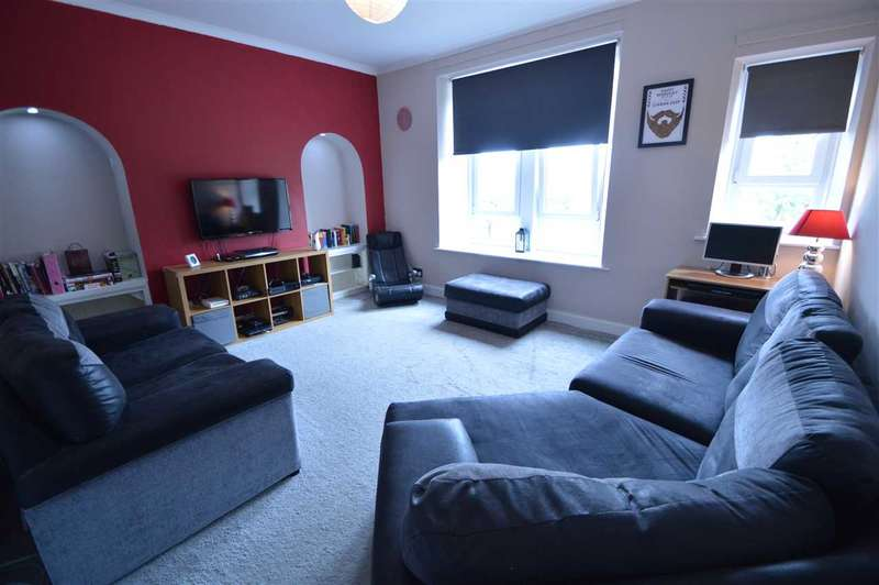 1 Bedroom Apartment Flat for sale in High Street, Newarthill