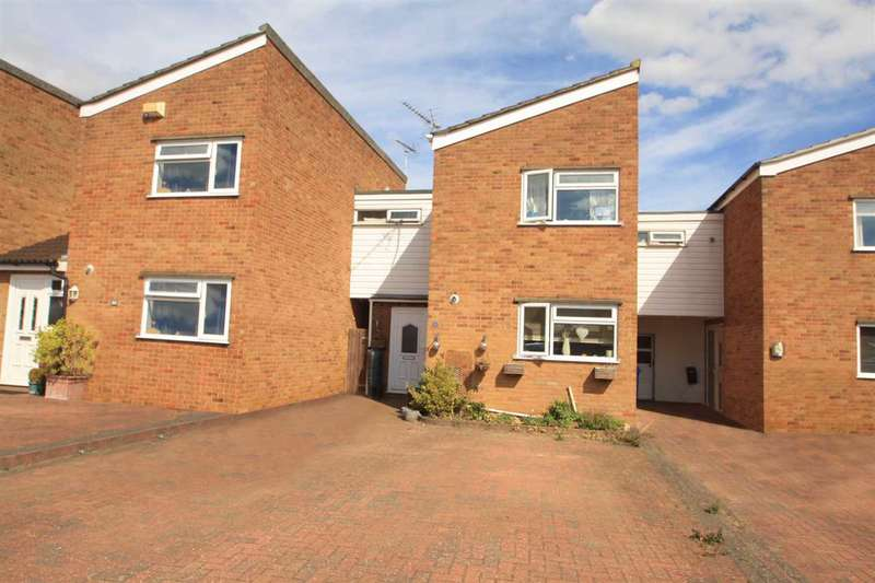 3 Bedrooms Link Detached House for sale in Tintern Close, Ipswich