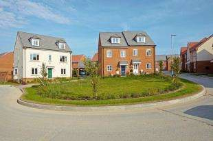3 Bedrooms Town House for sale in Sandwich Road, Whitefield, Dover
