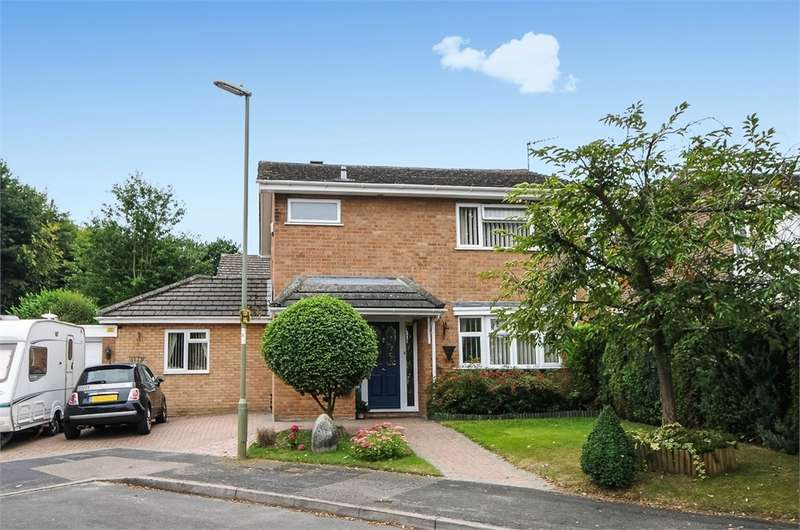 3 Bedrooms Link Detached House for sale in Kempshott, BASINGSTOKE