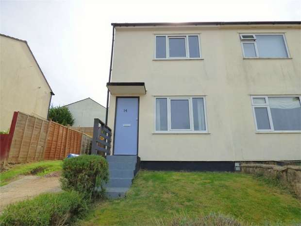 2 Bedrooms Semi Detached House for sale in Kirby Close, Axminster, Devon