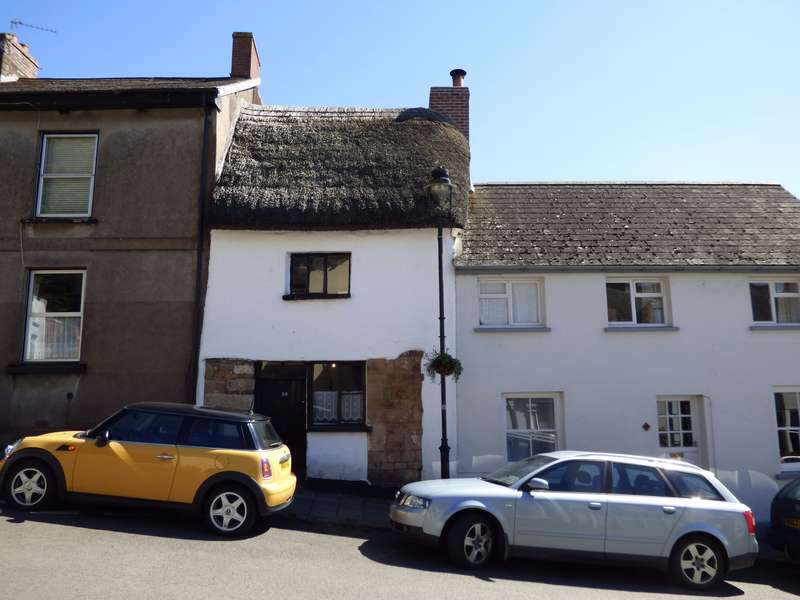2 Bedrooms Terraced House for sale in Hatherleigh, Okehampton