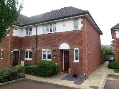 3 Bedrooms Semi Detached House for sale in Spires Gardens, Winwick, Warrington, Cheshire