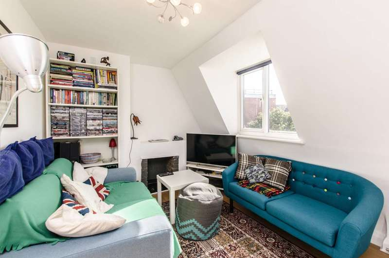 1 Bedroom Flat for sale in Malden Road, Kentish Town, NW5