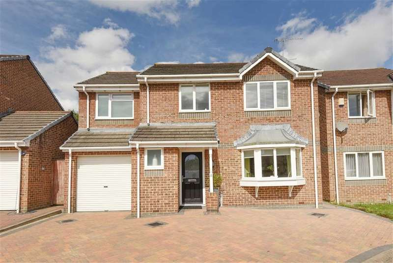 4 Bedrooms Property for sale in Bankfoot Close, Shaw, Swindon