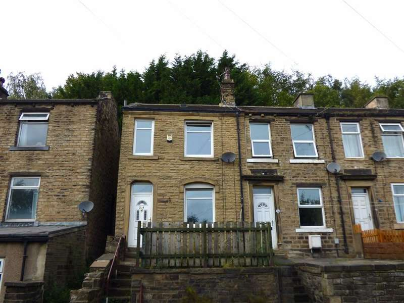 2 Bedrooms Property for sale in Lowergate, Paddock, HUDDERSFIELD, West Yorkshire, HD3
