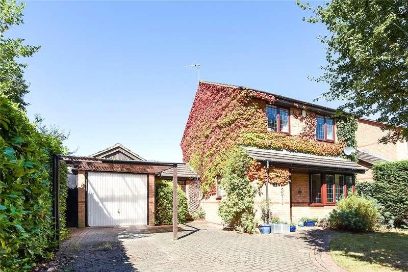 3 Bedrooms Detached House for sale in Cavendish Gardens, Winnersh, Wokingham, Berkshire, RG41