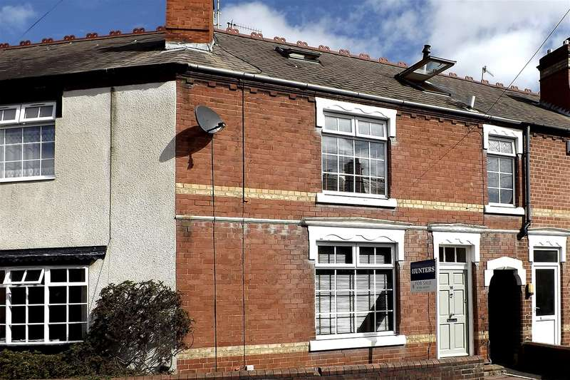 3 Bedrooms Terraced House for sale in Platts Crescent, Stourbridge, West Midlands, DY8 4YZ