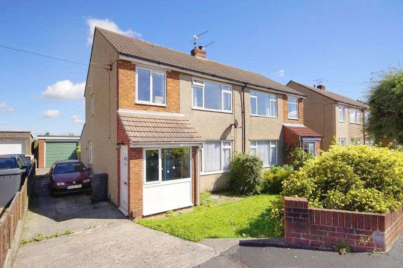 3 Bedrooms Property for sale in 95 Watleys End Road, Winterbourne, Bristol BS36 1PW