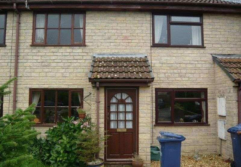 2 Bedrooms Terraced House for sale in The Meadows, Gillingham