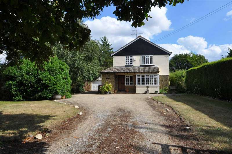 3 Bedrooms Detached House for sale in Mascalls, Main Road, Chelmsford