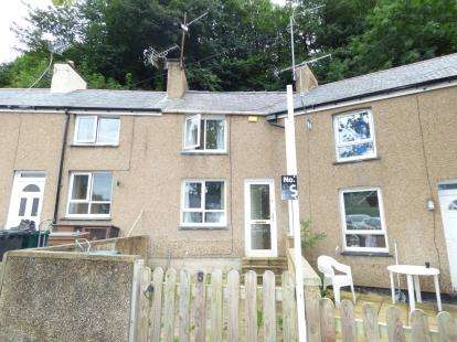 2 Bedrooms Terraced House for sale in Llwyn Ysgaw, Nant Y Felin Road, Llanfairfechan, Conwy, LL33