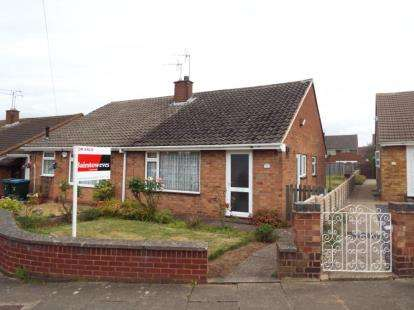 2 Bedrooms Bungalow for sale in Torpoint Close, Coventry, West Midlands