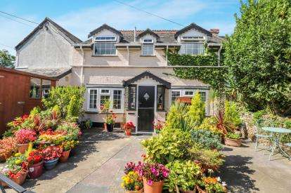 2 Bedrooms Terraced House for sale in St. Kew, Bodmin, Cornwall