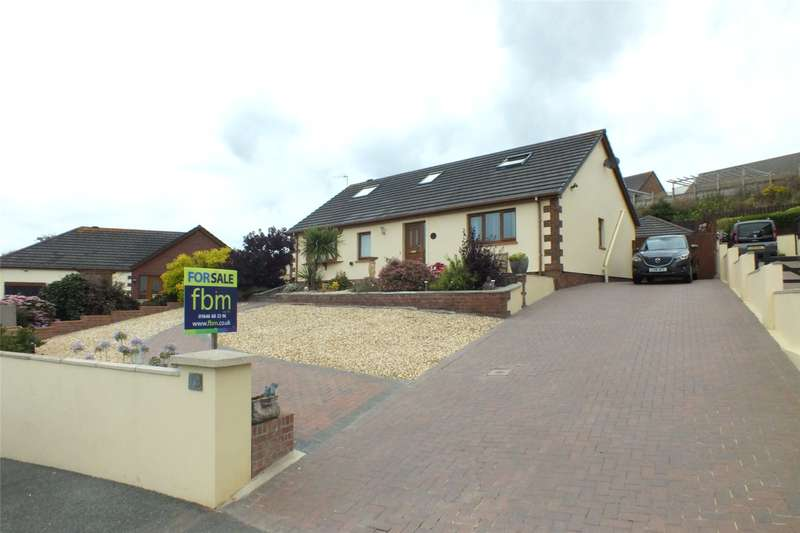 4 Bedrooms Detached House for sale in Hampshire Drive, Pembroke Dock, Pembrokeshire