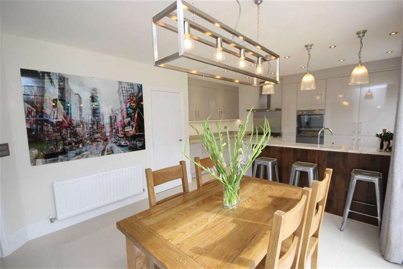 4 Bedrooms Property for sale in Biddestone Avenue, Badbury Park, Coate, Wiltshire
