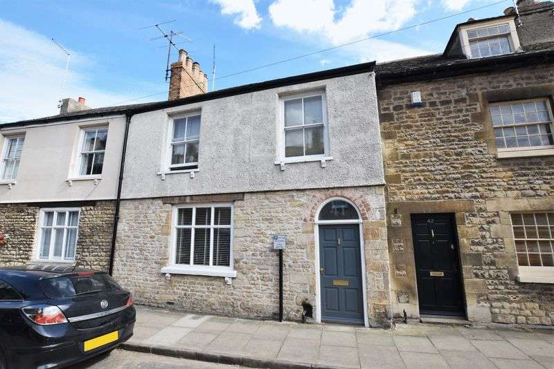 3 Bedrooms Terraced House for sale in St. Leonards Street, Stamford