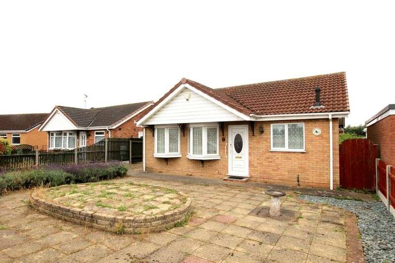 2 Bedrooms Detached Bungalow for sale in Aynsley Road, Doddington Park, Lincoln