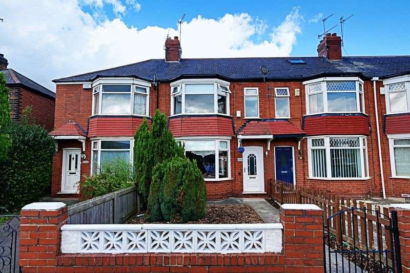 3 Bedrooms Terraced House for sale in Willerby Road, Hull