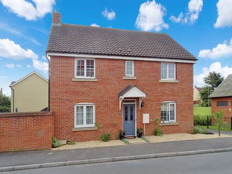 4 Bedrooms Detached House for sale in Hornchurch Road, Melksham