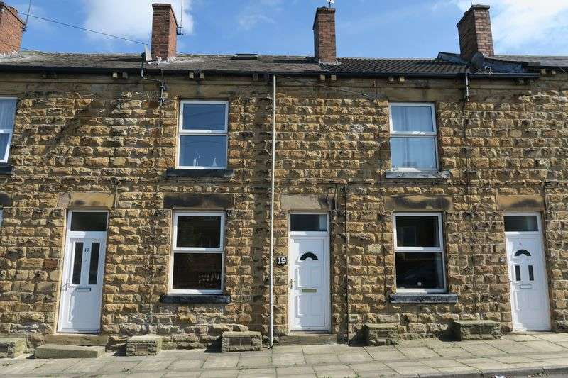 2 Bedrooms Terraced House for sale in Mary Street, East Ardsley, WF3 2BW