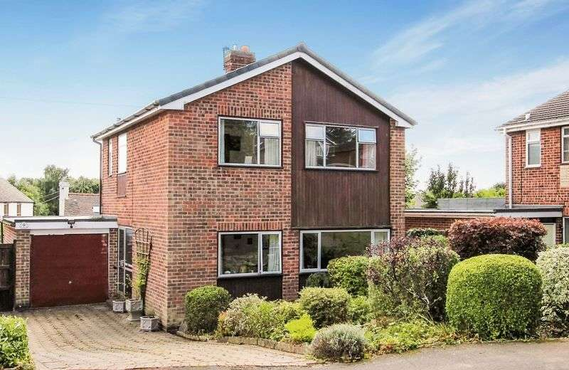 3 Bedrooms Detached House for sale in Trinity Close, Ashby-De-La-Zouch, Leicestershire LE65 2GS