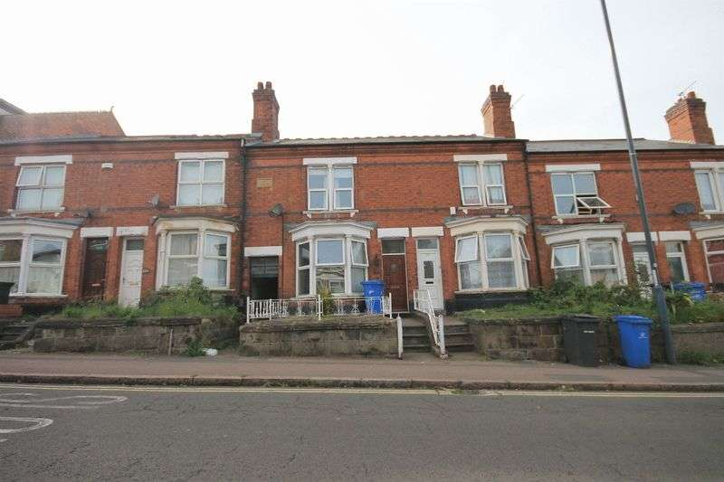 4 Bedrooms Terraced House for sale in ST. THOMAS ROAD, DERBY