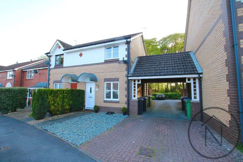 2 Bedrooms Semi Detached House for sale in The Gables, Sedgefield