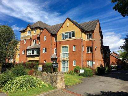 2 Bedrooms Retirement Property for sale in Sorrento Court, Wake Green Road, Moseley, Birmingham