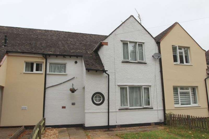 3 Bedrooms Terraced House for sale in Justins Avenue, Stratford-Upon-Avon
