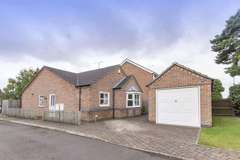 2 Bedrooms Detached Bungalow for sale in Longshaw Gardens, Derby