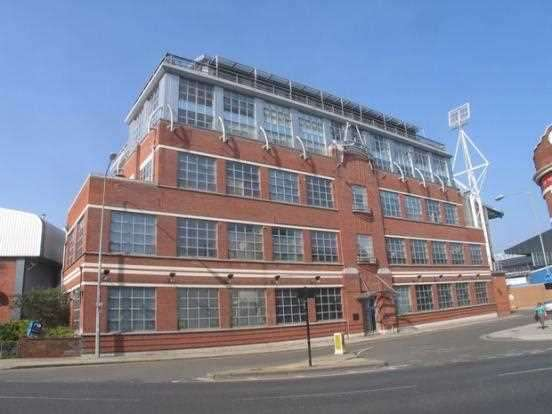 3 Bedrooms Apartment Flat for sale in Churchmans House, Portman Road, Ipswich