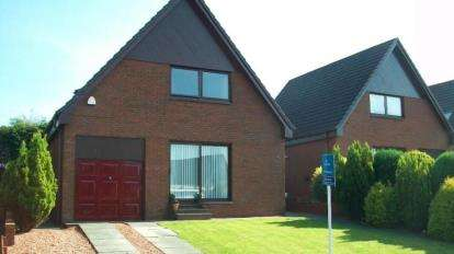 3 Bedrooms Detached House for sale in Burnbank Place, Stewarton