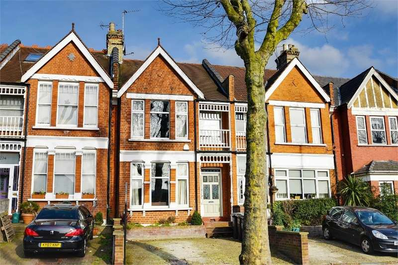 4 Bedrooms Terraced House for sale in Park Road, Crouch End, London