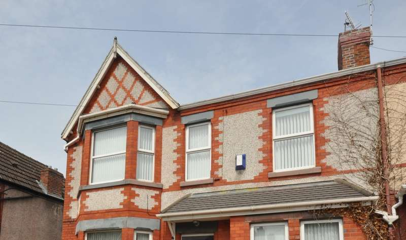 2 Bedrooms Flat for sale in Hillside Road, Wallasey Village