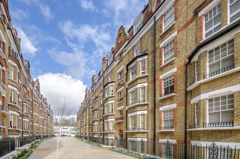 3 Bedrooms Flat for sale in Walton Street, Chelsea, SW3